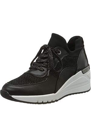 Marco Tozzi 2-2-23744-24, Zapatillas para Mujer, (Black Comb 098)