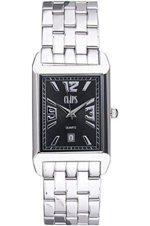 CLIPS 553-7001-48 - Reloj de pulsera hombre, aleación