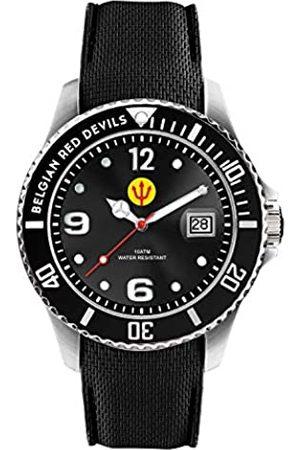 Ice-Watch REDDEVILSBlack-RelojneroparaHombreconCorreadesilicona-016098(Large)