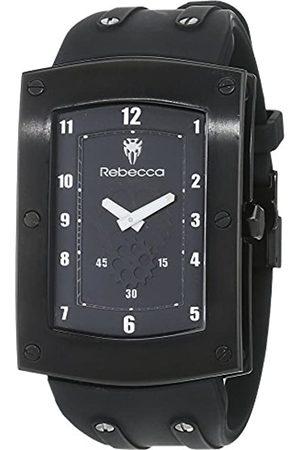 Rebecca Reloj Análogo clásico para Hombre de Cuarzo con Correa en Caucho ABTOAR05