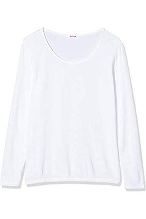 Damart T-Shirt Manches Longues Fine Cote Camiseta