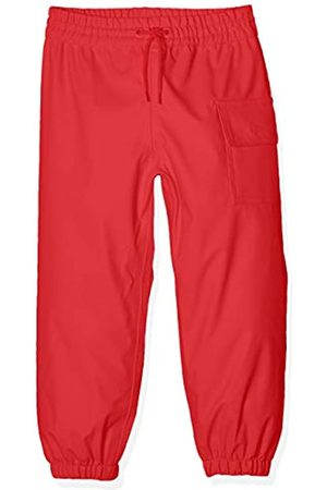 Hatley Childrens Splash Pant-Red Pantalones Impermeable