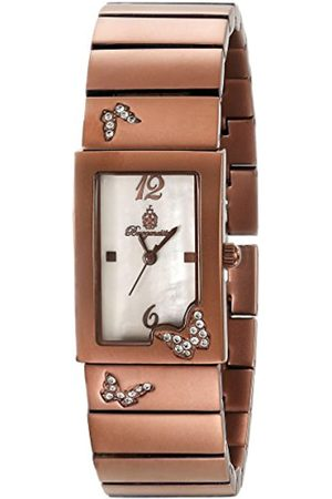Starburst BM527-485 - Reloj de Cuarzo para Mujer, con Correa de Otros Materiales