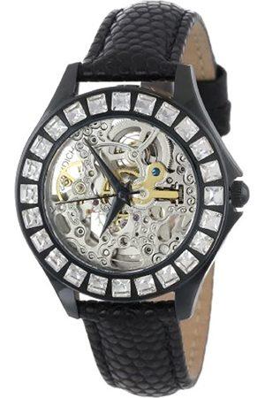 Burgmeister BM520-602 - Reloj analógico automático para Mujer con Correa de Piel