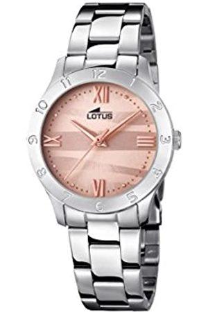 Lotus Reloj Análogo clásico para Mujer de Cuarzo con Correa en Acero Inoxidable 18138/5