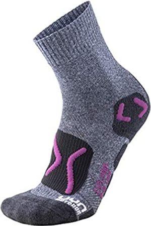 UYN Outdoor - Calcetines técnicos de Senderismo para Mujer, Mujer, S100047