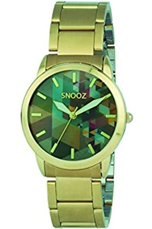 Snooz RelojAnalógicoparaMujerdeCuarzoconCorreaenAceroInoxidableSpa1036-80