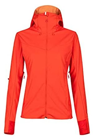 Mammut Ultimate V Hooded Chaqueta Softshell, Mujer