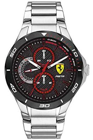 Scuderia Ferrari ScuderiaFerrariRelojparadeCuarzoconCorreaenAceroInoxidable830726