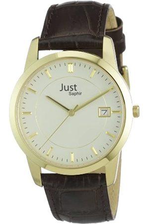 Just Watches 48-S11240-Gd - Reloj analógico de Cuarzo para Hombre