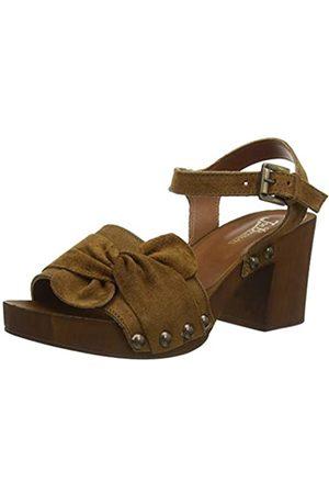 Joe Browns Roman Holiday Suede Shoes, Sandalias con cuña para Mujer