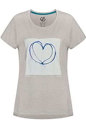 Dare 2B Camiseta Lifestyle 100% algodón para Mujer EMOTE, Mujer, DWT458 5QK18L