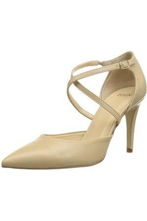Eden 21 409 Cl - Zapatos de Vestir de Cuero para Mujer 40