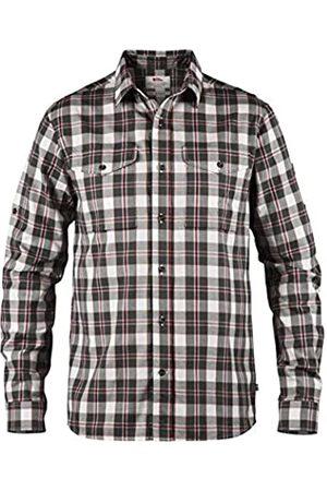 Fjällräven Singi Flannel Shirt LS M Camisa, Hombre