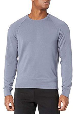 Peak Velocity Yoga Luxe-Cuello Redondo de Forro Polar Athletic-Sweatshirts US XXL (EU XXXL-4XL)
