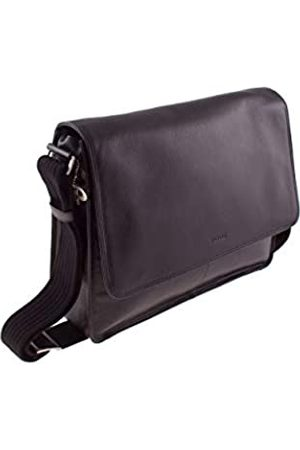 Picard Crossbody Bag with Flap Milano Cuero Large 28 x 37 x 10 cm (H/B/T) Hombre Bolsos Bandolera (6942)