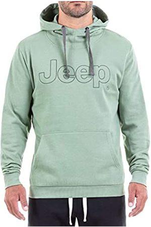 Jeep Hoodie Logo J8W Sudadera, Hombre