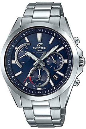 Casio Reloj para de Cuarzo con Correa en Acero Inoxidable EFS-S530D-2AVUEF