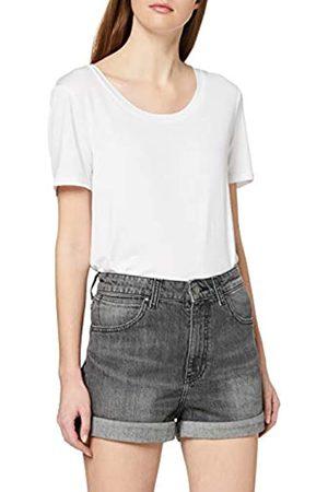 Wrangler Boyfriend Short Pantalones Cortos para Mujer