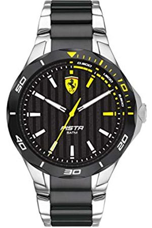 Scuderia Ferrari ScuderiaFerrariRelojparadeCuarzoconCorreaenAceroInoxidable830762