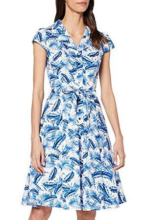 Joe Browns Unique Print Shirt Dress Vestido Informal, /