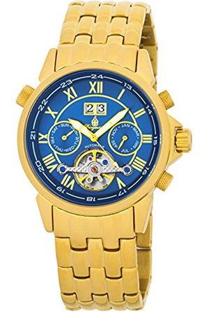 Burgmeister California BM118-239 - Reloj de caballero automático