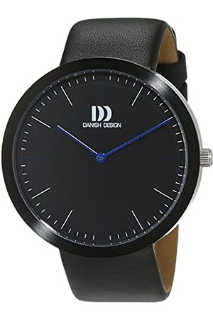 Danish Design Diseño danés eysse-Reloj analógico de Cuarzo de Cuero 3314505