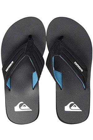 Quiksilver Hombre Zapatos - Crystal Oasis, Zapatos de Playa y Piscina para Hombre, (Black Xkkb)