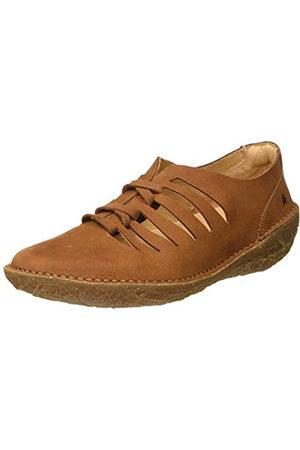 El Naturalista N5723 Pleasant BORAGO, Zapatos de Cordones Brogue para Mujer, (Wood Wood)