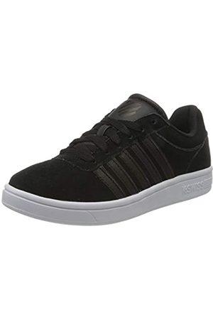 K-Swiss Court Cheswick Spsde, Zapatillas para Mujer, (Black/Black/White 044)
