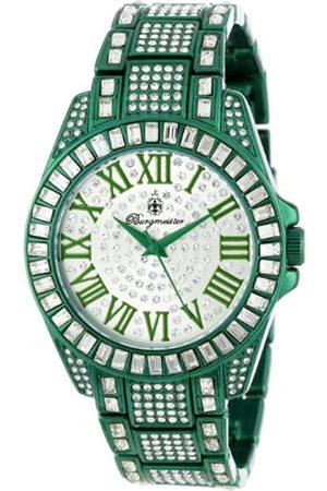 Burgmeister Reloj Analógico Cuarzo Bollywood BM159-010B