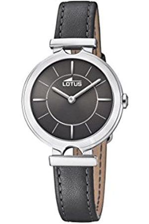 Lotus Reloj Análogo clásico para Mujer de Cuarzo con Correa en Cuero 18451/2
