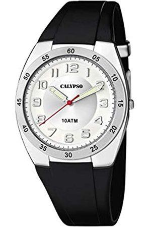 Calypso RelojAnalógicoparaHombredeCuarzoconCorreaenPlásticoK5753/4