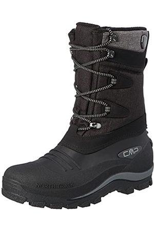 CMP Nietos, Zapatos de High Rise Senderismo para Hombre, (Nero Mel.)