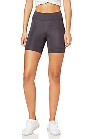 AURIQUE Shorts para Correr con Banda Lateral Mujer, 44