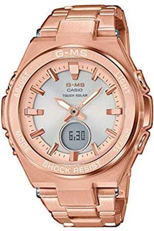 Casio RelojparaMujerdeCuarzoconCorreaenAceroInoxidableMSG-S200DG-4AER