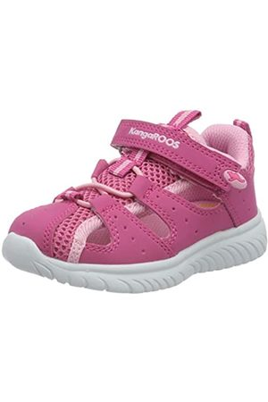 KangaROOS Ki-Rock Lite Ev, Zapatillas Unisex bebé, (Daisy Pink/Fuchsia Pink 6176)