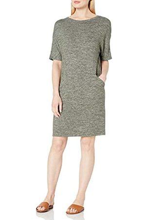 Daily Ritual Cozy Knit Vestido de Bolsillo Cosido Dresses