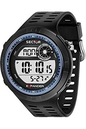 Sector No Limits Reloj Hombre de Digital con Correa en Plstico R3251527003