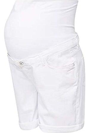 Esprit Bermuda Denim OTB Boyfrnd Pantalon Corto Premama