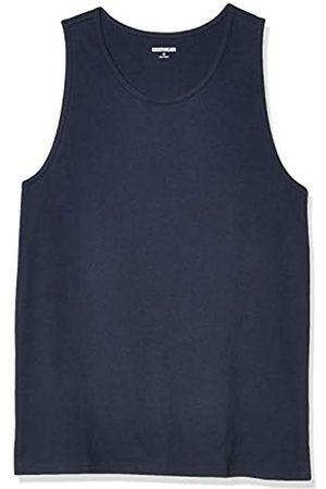 Goodthreads Camiseta de Tirantes de algodón Suave. Novelty-Tank-Tops