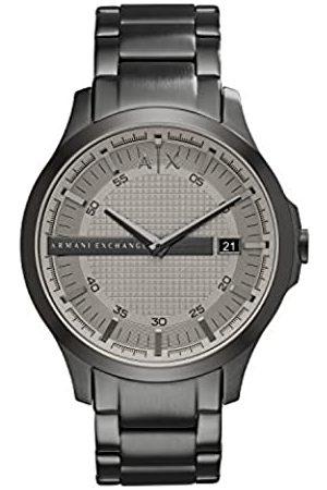Armani Reloj para Hombre de Cuarzo con Correa en Acero Inoxidable AX2194
