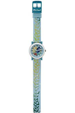 Finding Dory Reloj Infantil de Cuarzo con Esfera Analógica Pantalla y Correa de plástico fid5