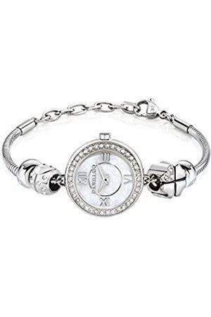 Morellato Reloj Analógico para Mujer de Cuarzo con Correa en Acero Inoxidable R0153122589