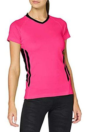 Kustom Kk940 Camisa Deportiva, (Flourescent Pink/Black FLO Pink/Black)