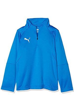 PUMA Liga Training 1/4 Zip Top Camiseta de equipación, Unisex niños