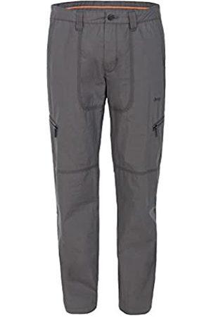 Jeep Pantalón Ligero de algodón J5S para Hombre, Dark Grey