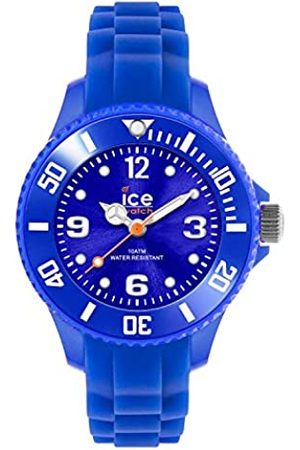 Ice-Watch Niño Relojes - ICE forever Blue - Reloj blu para Niño con Correa de silicona - 000791 (Extra small)