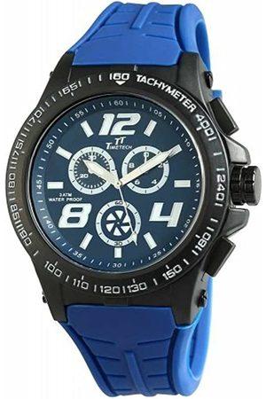 Shaghafi Herren-Reloj analógico de Cuarzo de Caucho 227473000005