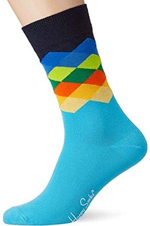 Happy Socks Faded Diamond Sock Calcetines